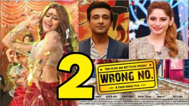 Wrong Number 2 Pakistani Movie